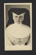 DAME MARIE ROLAND * IVONNE COOL * KANUNNIKES MISSIONARIS SINT AUGUSTINUS * AFREIS CALIFORNIE 1956 * ZUSTER * 2 SCANS - Devotion Images