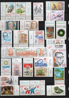 Monaco Lot 110 Timbres Faciale + 100 € . - Collections, Lots & Series