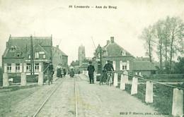 St Lenaarts - St Leonards - Aan De Brug - Animatie - Hoelen 6013 -1913 - Brecht
