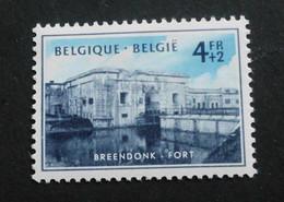 1951 : Cob 861* ( Trace Ou Charnière D10) Voir Verso - Ungebraucht