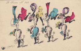 ANNEE 1909: Le Sourire (publicité Mondial-Bar Au Verso) - Altri