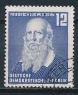 RDA- Friedrich Ludwig Jahn YT 73 Obl. / DDR- MiNr. 317 Gest. - Gebruikt