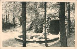 PITESTI / ARGES : GROTA TRIVALEA - EDITURA I. SANFT / PITESTI ~ 1925 - '928 (ah590) - Rumania