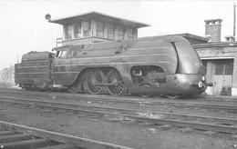 060721A - TRANSPORT CHEMIN DE FER TRAIN LOCO - PHOTO CLICHE J RENAUD - LOCOMOTIVE - Treinen