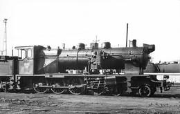 060721A - TRANSPORT CHEMIN DE FER TRAIN LOCO - PHOTO CLICHE J RENAUD - LOCOMOTIVE 240-4025 SACM - Eisenbahnen