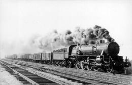 060721A - TRANSPORT CHEMIN DE FER TRAIN LOCO - PHOTO CLICHE J RENAUD - à Identifier - Trenes