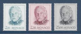 ⭐ Monaco - YT N° 1705 à 1707 - Neuf Sans Charnière - 1990 ⭐ - Neufs