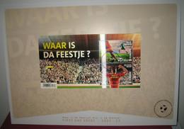 Belg. 2021 FDS  Waar Is Da Feestje? (o) Voetbal - Fussball EK - Football - Coupe D'Europe (avec Effet Lenticulaire) - 2011-...