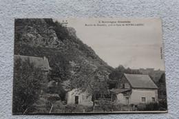 Cpa 1915, Moulin De Brandely, Près La Gare De Bourg Lastic, Puy De Dôme 63 - Andere Gemeenten