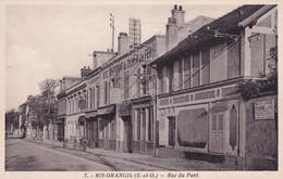 RIS ORANGIS (Essonne) - Rue Du Pont - Ris Orangis