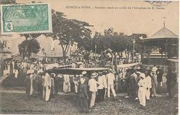 POINTE NOIRE - PREMIERS ESSAIS EN PUBLIC DE L'AEROPLANE DE M. RESTAN ( AVION ) - Pointe A Pitre