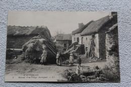 Maisons D'un Village Auvergnat, Puy De Dôme 63 - Zonder Classificatie