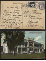 PORTUGAL - MIXED MOCAMBIQUE + LOURENCO MARQUES Maputo PCto  Belgium 1921. Mozambique  (x323) - Portugiesisch-Afrika