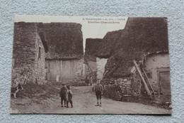 Auvergne, Vieilles Chaumières, Puy De Dôme 63 - Zonder Classificatie