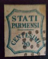 ANTICHI STATI - STATI PARMENSI 20 Cent. - Parma