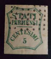 ANTICHI STATI - STATI PARMENSI 5 Cent. - Parma