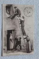 Cpa 1923, Auvergne, Le Rôti Des Mariés, Puy De Dôme 63 - Zonder Classificatie
