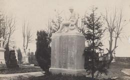 PHOTO ALLEMANDE - GUERRE 14-18 - MONUMENT ALLEMAND - À IDENTIFIER - Oorlog 1914-18