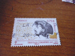 FRANCE   YVERT N°4536 - 2010-.. Matasellados