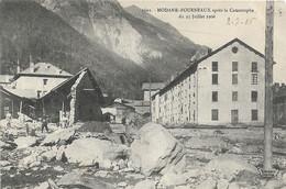 MODANE FOURNEAUX Après La Catastrophe Du 23 Juillet 1906 - Modane