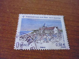 FRANCE   YVERT N°4562 - 2010-.. Matasellados