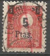 MARRUECOS ESPAÑOL TELEGRAFOS EDIFIL NUM. 51 USADO - Spanish Morocco