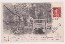 Pont Aven 29 - Le Moulin Du Plessis Au Bois D Amour Vallée De L Aven - Pont Aven
