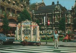 Niederlande - Amsterdam - Draaiorgel - 1974 - Amsterdam