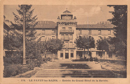 74-LE FAYET LES BAINS-N°T1159-D/0047 - Sonstige Gemeinden