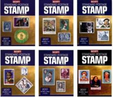 Catalogue De Timbres Poste Scott 2017 Stamps Catalog  VOL 1-6 FREE PDF SHIPPING - Zonder Classificatie