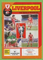 Liverpool Benfica European Cup 1984 The Anfield Review Lisboa Stadium Football  Eusébio Estádio Futebol Portugal England - 1950-Oggi