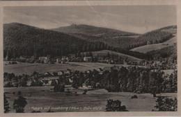 Tabarz - Mit Inselsberg - 1952 - Tabarz