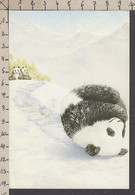 117204/ John BUTLER, Panda, From *Panda Climbs, Walker Books 1984* - Other Illustrators