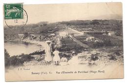 Sanary , Vue D'ensemble De Port-issol (plage Nord) - Sanary-sur-Mer