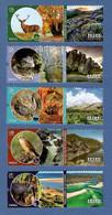 Portugal 02.07.2021 , Áreas Protegidas De Portugal - Compl. Stamps - Postfrisch / MNH / (**) - Unused Stamps