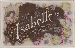 Prénom  ISABELLE  - Peruwelz - Firstnames