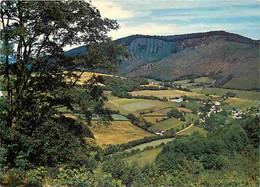71 - Mont Beuvray - Le Mont Beuvray Où Se Trouvait L'oppidum De Bibracte - Flamme Postale - CPM - Voir Scans Recto-Verso - Otros Municipios