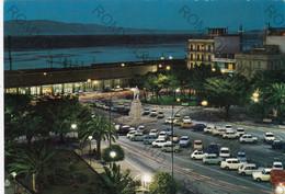 CARTOLINA  REGGIO CALABRIA,CALABRIA,PIAZZA GARIBALDI,STORIA,MEMORIA,LUNGOMARE,ESTATE,VACANZA,VIAGGIATA 1972 - Reggio Calabria