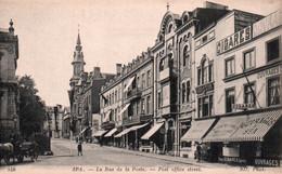CPA - SPA - La Rue De La Poste ... - Spa