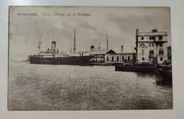 Civitavecchia Porto - Postali Per La Sardegna - Civitavecchia