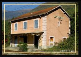 73  La  BATHIE   ....  La  Gare - Altri Comuni