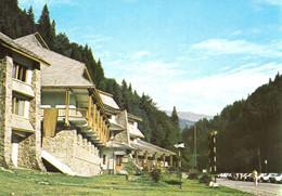 MUSCEL / ARGES : COMPLEXUL TURISTIC VOINA - EDITURA SPORT TURISM / FOTO :GH. D. MAICAN ~ 1970 (ah606) - Rumania