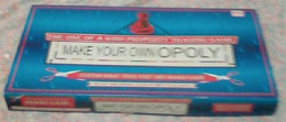 Game - Make Your Own OPOLY - Rompicapo