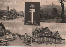 Inselsberg - 4 Teilbilder - Ca. 1965 - Other