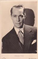 ATTORI CINEMA- FRANCHOT TONE -CARTOLINA Fotografica  FP -  1937- - Actors