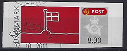 Denmark  2011  Greetings  (o) Mi. 1666 - Used Stamps