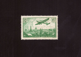 France 1936 - YT N°8PA   Air Mail / Correio Aéreo - MLH - - 1927-1959 Ungebraucht