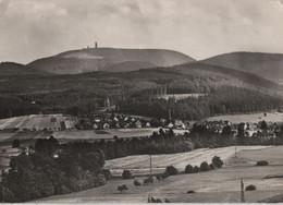 Waltershausen-Winterstein - Blick Zum Grossen Inselsberg - 1965 - Waltershausen