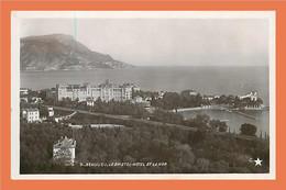 A362 / 181 06 - BEAULIEU SUR MER Le Bristol Hotel Et La Mer - Beaulieu-sur-Mer
