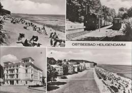 Bad Doberan-Heiligendamm - U.a. Strandpromenade - 1982 - Heiligendamm